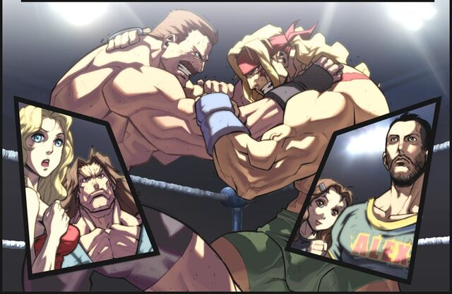 File:Fighting Evolution ALEX by UdonCrew.jpg