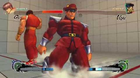 Super Street Fighter 4 - Guy Ultra 2 Bushin Muso Renge