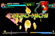 Otoko Michi Finish