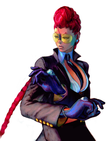 File:Character select portrait Crimson Viper SF4.png