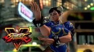 Street Fighter V Gameplay Trailer