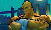 Super street fighter IV 3d 3