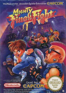 MightyFFdeutsch-NES-cover