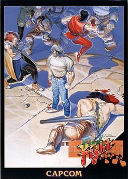 File:North American arcade flyer for Final Fight.jpg