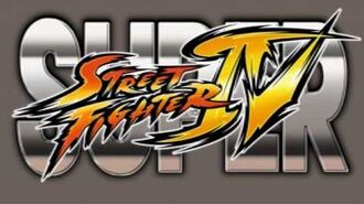 Super Street Fighter IV - Crumbling Laboratory Stage (Round 1)