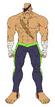 Sagat (Alternate Costume)