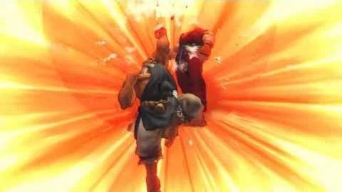 Super Street Fighter 4 - Gouken Ultra 1