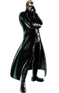 Albert Wesker-UMvsC3