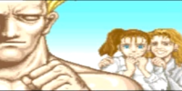 Guile's family