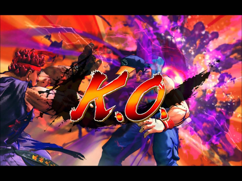 Street Fighter IV Metsu Hadoken VS Metsu Hadoken - YouTube