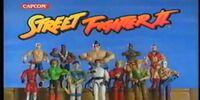 Street Fighter II (toy line)