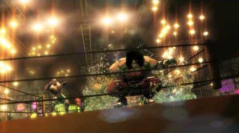 Street Fighter x Tekken - Episode 2 - Cinematic Trailer