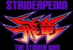 Strider Wiki logo