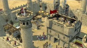 Stronghold Crusader 2 - Rezzed 2014 Trailer
