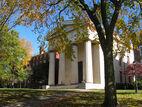 Browne University Manning Chapel