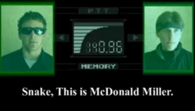TGL ArcadeCon 2012 Snake Codec call [HD] - YouTube