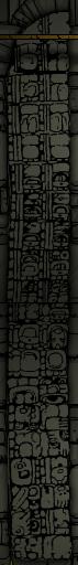 Glyph wall