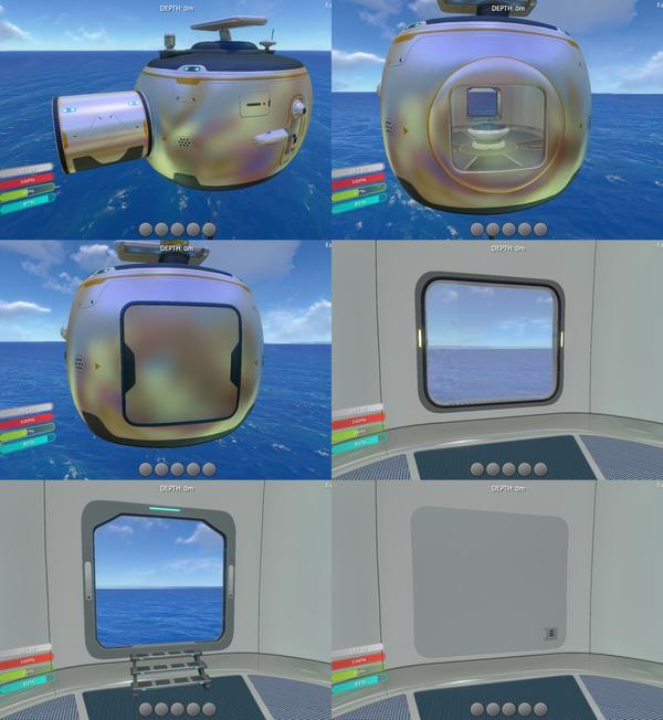 Image - Map room in game.jpg | Subnautica Wiki | Fandom powered by ...