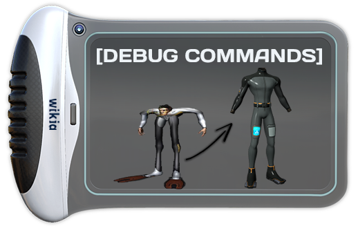 wiki debug console commands