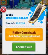 RollerComeback