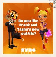 NewOutfitsFrank&Tasha