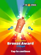 AwardBronze-GoldSurfer