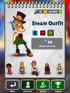 SteamOutfit