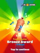 AwardBronze-TrophyHunter