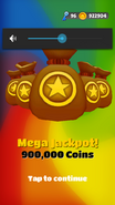 How to win mega jackpot in subway surfers