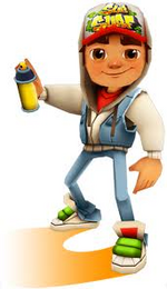 Meet The Characters The Subway Surfers Fan Site