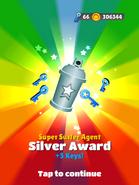 AwardSilver-SuperSurferAgent