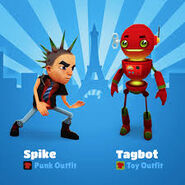 Spike/tagbot