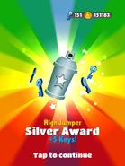 AwardSilver-HighJumper