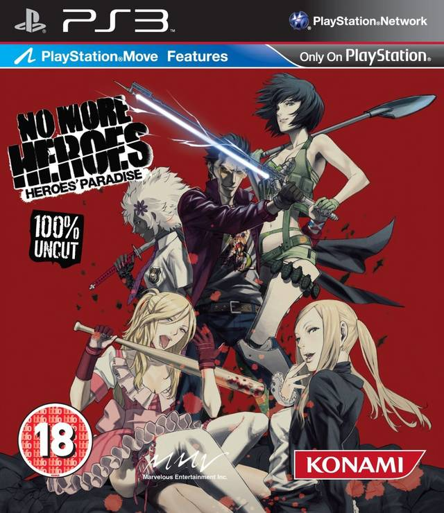 No more heroes heroes paradise suda51 wiki fandom powered by