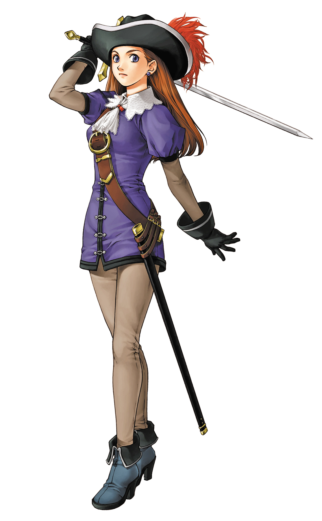 lilly suikoden 3 Gallery