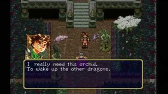 Suikoden Event The Death of Black