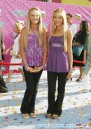 Camilla and Rebecca