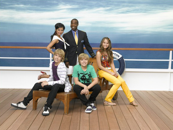 Maya Suite Life in The Suite Life on Deck