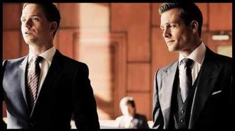 Addicts of Affliction - Harvey (Suits)