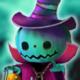 Jack-o'-lantern (Dark) Icon