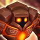 Golem (Fire) Icon