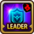 Leader Skill Defense (Mid) Fire Icon