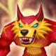 Werewolf (Fire) Icon