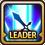 Leader Skill Attack Power (Mid) Icon