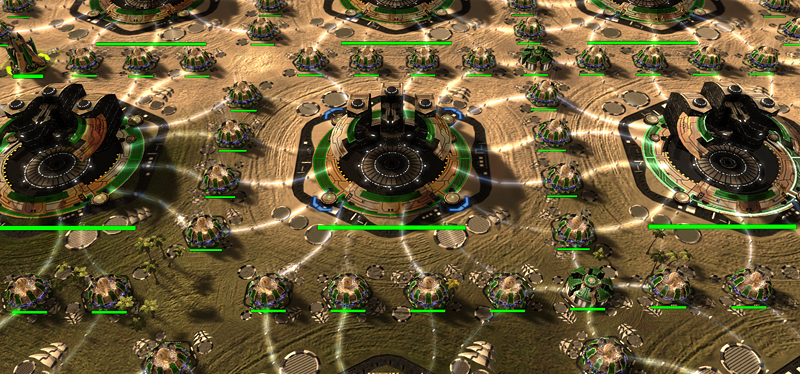 Adjacency Bonus Supreme Commander Wiki Fandom Powered