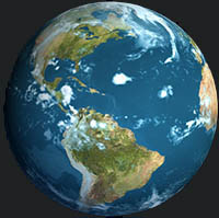 Earth small