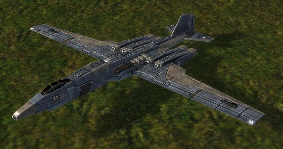 UEF T3 Strategic BomberFan Feed