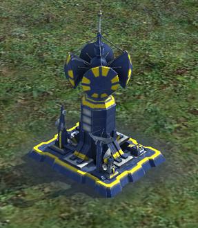 UEF Radar Installation