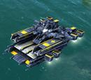 Mega Fortress Experimental Mobile Factory