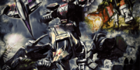 Megazord (Lord Fanfic Omniverse)